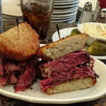 NYC 2AvDeli Smoked meat