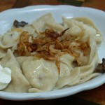 NYC pierogies Brighton Beach